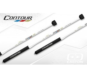 Ensemble Easton Contour CS (central + 2 latéraux + Vbar Shrewd)