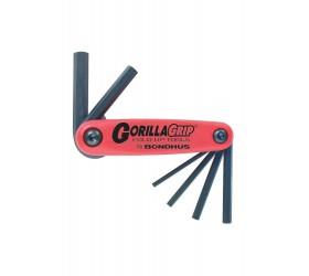 Set de clés GORILLA GRIP LARGE