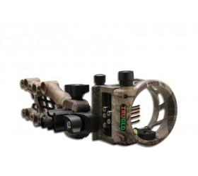 Viseur TRUGLO Carbone Hybrid Micrométrique  5 Pin ..019  Camo