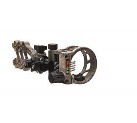 Viseur TRUGLO Hyper Strike Micrométrique  5 Pin ..019  Camo