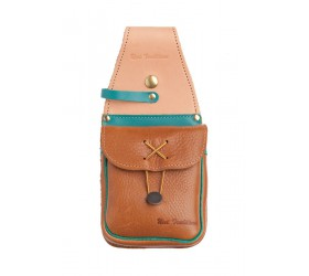 Carquois NEET Cuir Turquoise