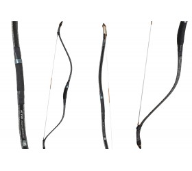 Recurve NOMAD Kingdom Carbone 48''