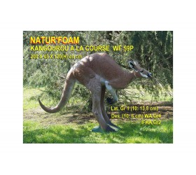 Cible 3D NATURFOAM Kangourou