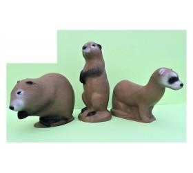 Cible 3D 3 DI Family Pack