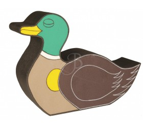 Cible BOOSTER 2D Canard