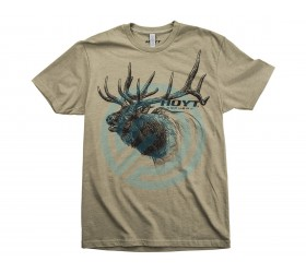 Tee shirt HOYT Men's Spécial Draw Bull Elk