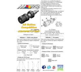 Berger Buton Arc SYSTEME Compétition