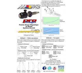 Berger Buton Arc SYSTEME Magnétique