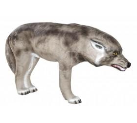 Cible 3D CENTER POINT Loup