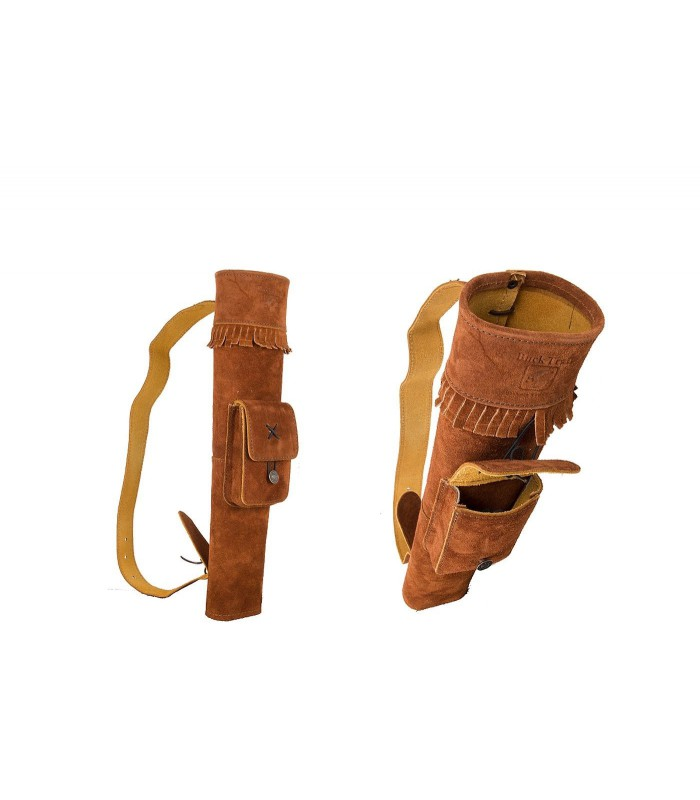 Carquois BUCK TRAIL Indian Cuir
