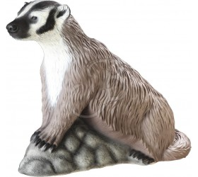 Cible 3D RINEHART Badger