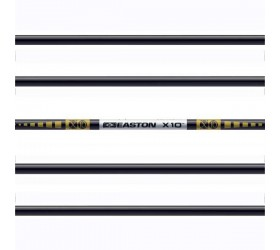 Tube EASTON X10  (par 12)