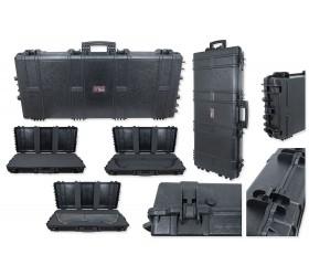 Valise Avalon TEC X 'BOW BUNKER'  113X46X18 cm NOIR 2018