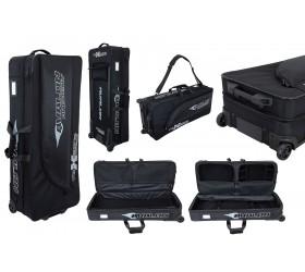 Valise TEC X RECURVE 92cm x 38cm x 22cm BLACK