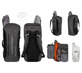 Sac a dos EASTO DELUXE BACKPACK CHARCOAL GREY