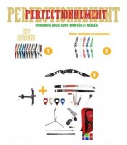 Kit Perfectionnement Arc Classique